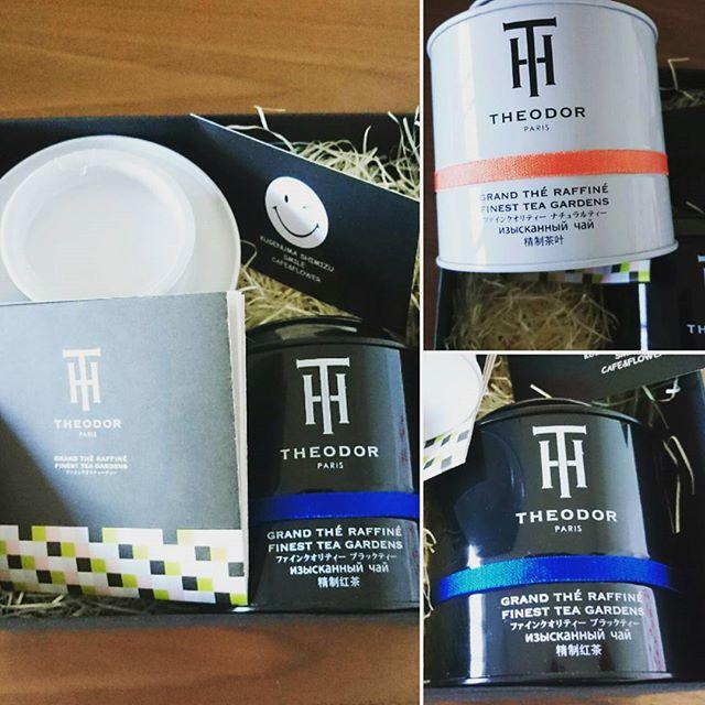 弟が美味しいから、と言って紅茶をプレゼントしてくれました。#lifeofkaren #casualandluxe#yokohamalifestyle #lifeinyokohama #暮らしを楽しむ - from Instagram
