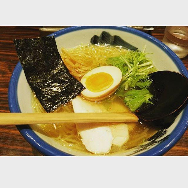 こんばんは#afuri なう時間が遅いので、蒟蒻麺に。チャーシューも鶏チャーシューが選べます#lifeofkaren #casualandluxe #yokohamalifestyle#lifeinyokohama#暮らしを楽しむ - from Instagram